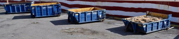 Marietta GA Dumpster Sizes