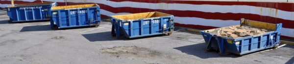 Rolloff Dumpster Service
