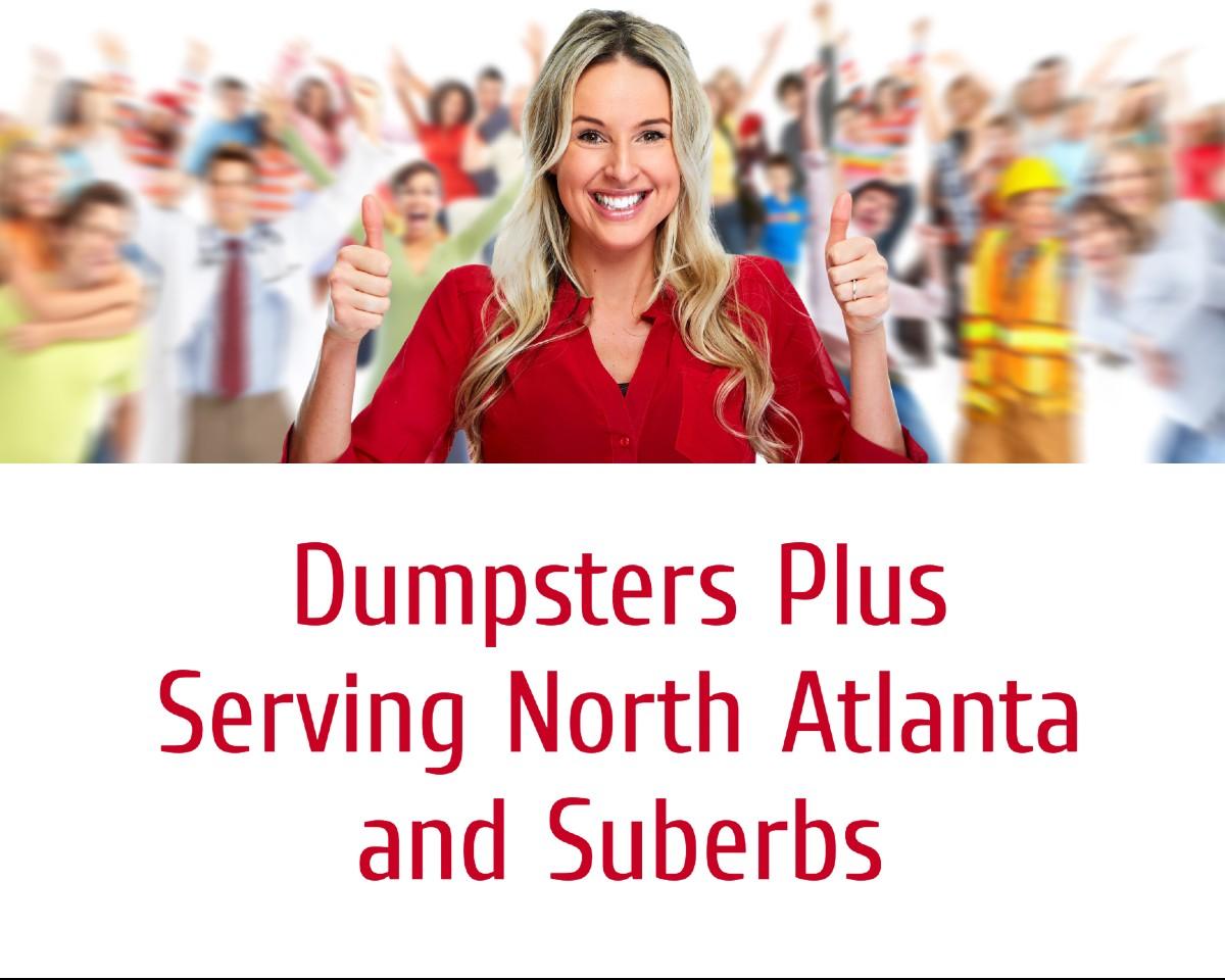 Roswell GA 30075 Dumpster Rental