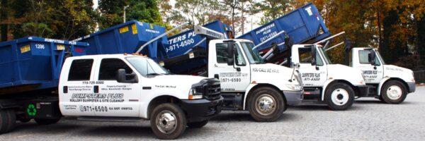 Dumpster Rental Marietta GA