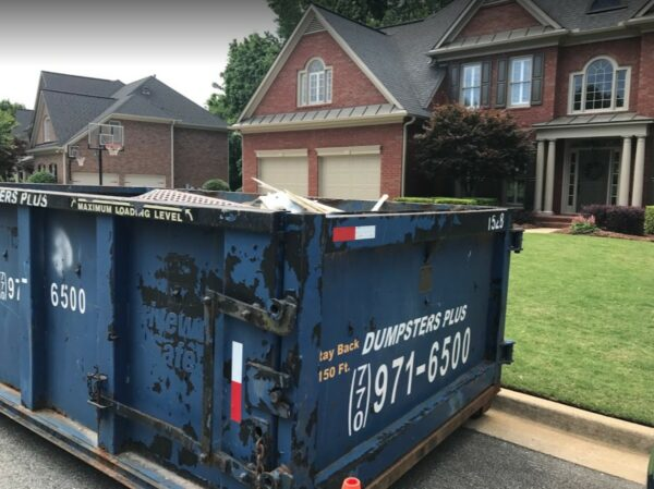 Roll Off Dumpster Rental Roswell