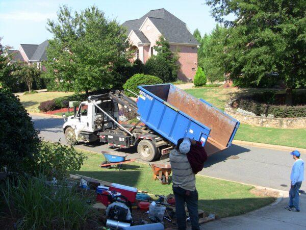 Roll Off Dumpster Rental Alpharetta